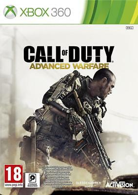 Call of Duty Advanced Warfare for xbox 360 New and Sealed COD