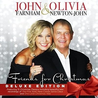 Friends For Christmas [New CD] Deluxe Edition, Australia - Import