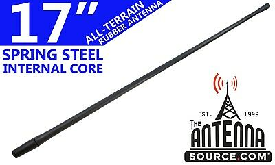 for Chevy Trailblazer SUV 2006-2009 Short Custom Billet Antenna Mast 12/""
