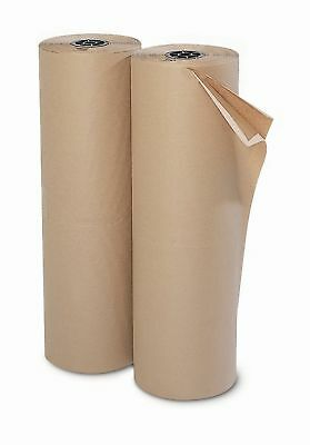 Swiftpak 900mm x 100m 55gsm Waxed Kraft Paper Roll (Pack of 1 Roll)