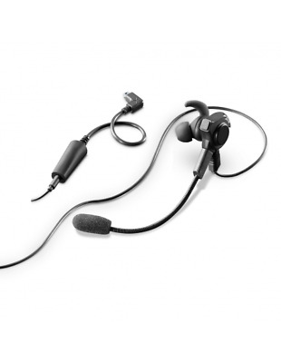 RXAU Headset with multifunction microphone for Interphone Urban Tour Sport