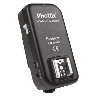 Phottix Odin TTL Flash Trigger Receiver for Canon--PH89051
