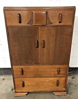 1960s g plan tallboy chest of drawers picclick uk for G plan bedroom furniture uk