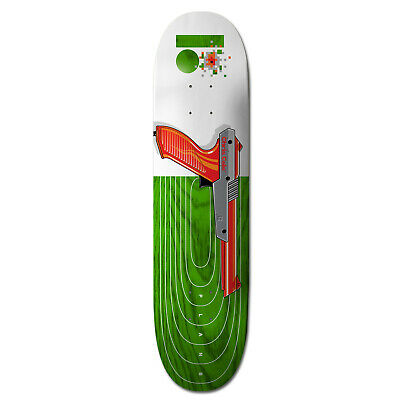 PLAN B Skateboard Deck COLE HEAT 8.375""