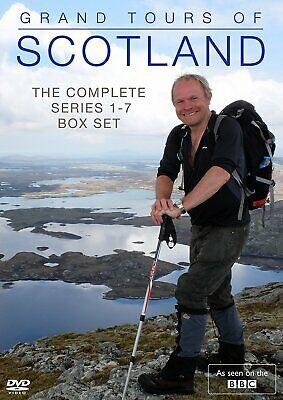 Grand Tours of Scotland The Complete Series 1 2 3 4 5 6 7 Season 1-7 Region4 DVD