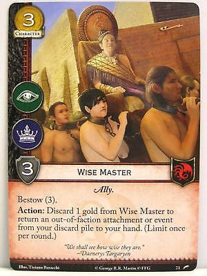 1x #074 Yunkai Favor of the Old Gods A Game of Thrones 2.0 LCG