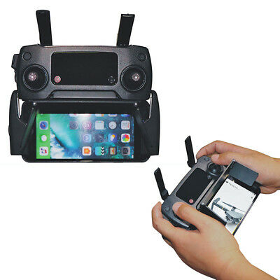 """4"""" To 6"""" Adjustable Phone Sun Hood Cover For Dji Spark Mavic Pro Remote Control"""