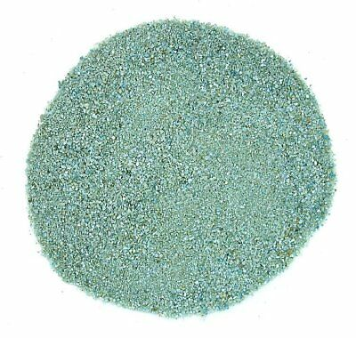 1/2 Ounce Green Blue Opal Craft Inlay Sand Painting Craft Powder 2mm And Less