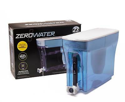 ZeroWater 23 Cup Water Filter Dispenser with Free TDS Meter
