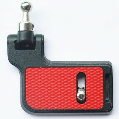 Camera F2 Strap Quick Release Plate For Belt Holster With Ball Head Tripod Screw