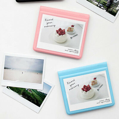 2Nul Instax Polaroid Photo Album [Wide] Film Card Ticket Pocket Binder