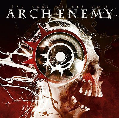 ARCH ENEMY - Root of all evil CD