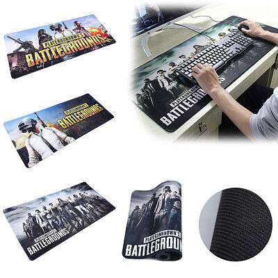 Large Playerunknown's Battlegrounds PUBG Keyboard Mousepad game mouse pad mat