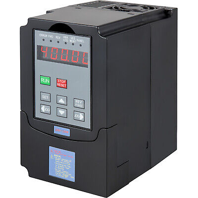 2HP 1.5KW Variable Frequency Drive VFD Inverter Single Phase 110V NEWEST