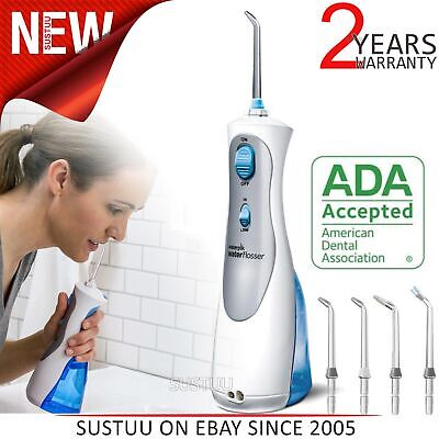 Waterpik WP450 Ultra Cordless Plus Dental Water Flosser│Teeth Flossing Water Jet