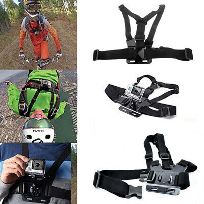 Outdoor Body Chest Strap Harness Mount for GoPro HD Hero Camera Holder Action