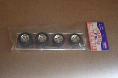 ARII BF Goodrich Radial T/A Tires 5 Slot Mag Wheels Big Little Set Vtg n Package