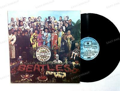 The Beatles - Sgt. Pepper's Lonely Hearts Club Band ITA LP1970 FOC /3