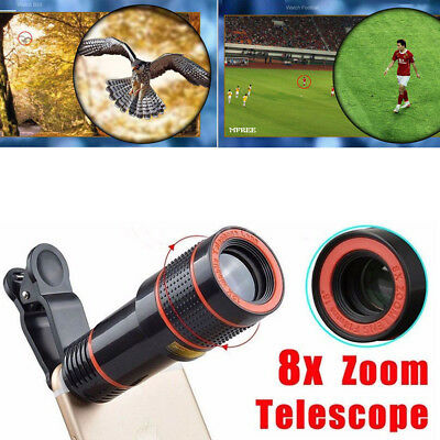 HD360 8X Zoom Telescope Transform Your Phone Into A Professional Quality Camera!
