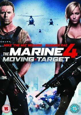 The Marine 4 Moving Target R4 DVD New