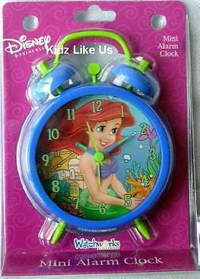 ~ Disney Princess - ARIEL MERMAID ALARM CLOCK