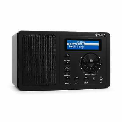 WiFi Radio Internet Web DAB FM Digitale Streaming Musica WLAN Rete 8000 Stazioni
