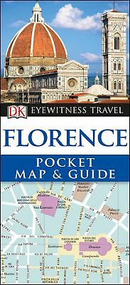 Florence Pocket Map and Guide, DK Travel
