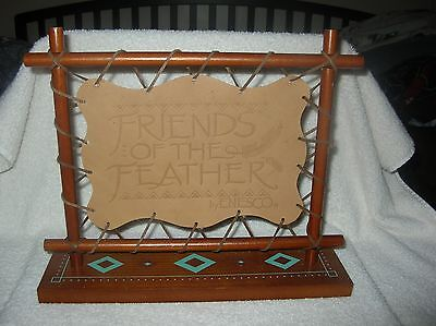 Friends Of The Feather, Displayer N/I/B RARE