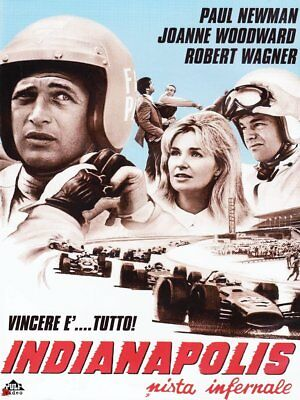 Dvd Indianapolis, Pista Infernale (1969) - Paul Newmann   ......NUOVO