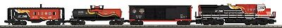 MTH 30-4239-1, Norfolk Southern First Responders RTR Freight Train Set w/PS3.0