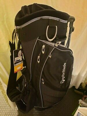 Taylormade Tour 2.0 TM TK Izzo Straps Golf Stand Bag