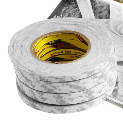 Practical 50M 2mm-10mm Strong Double Sided Adhesive Tape Sticky Water Resistant