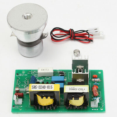 100W 28KHz Ultrasonic Cleaning Transducer Cleaner & 220VAC Power Driver Board