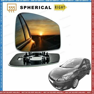 Hightecpl 209RS Right Driver Side Convex Door Wing Mirror Glass