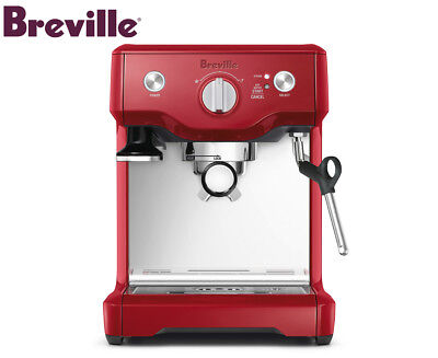 Breville Duo-Temp Pro Coffee Machine - Cranberry