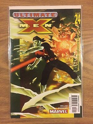 Ultimate X-Men (2001 1st Series) #24 VF to NM, Closer to NM   Marvel