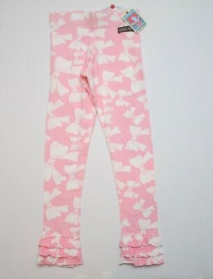 NWT Girls Matilda Jane Good Hart Ryba's Leggings Size 10