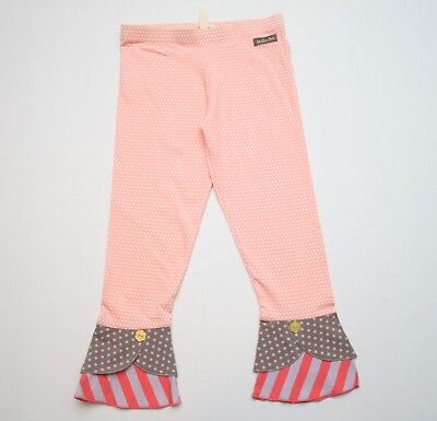 Girls Matilda Jane Friends Forever Alden Scrappy Leggings Size 10