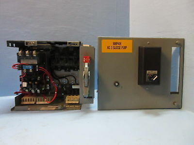 "Allen Bradley 2100 Centerline Size 2 60 Amp 600V 12"" Fusible MCC Bucket Fused"