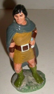 1979 Royal Doulton Aragorn Porcelain Figurine, Figure, Lord Of The Rings Lotr