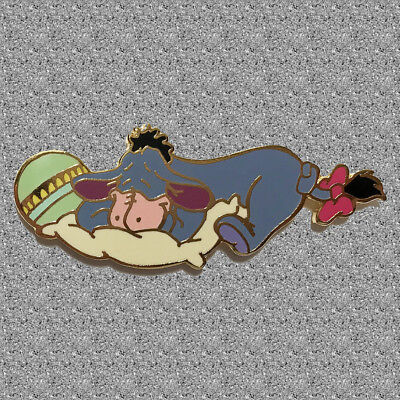 Baby Eeyore Sleeping Pin - Disney Auctions Pin LE 250