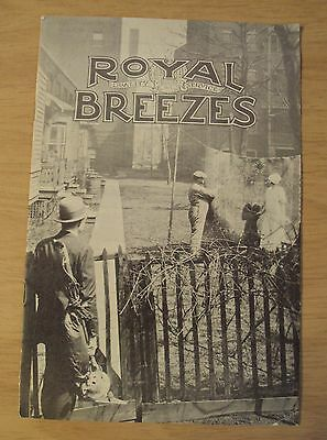 """1924 SALESMAN Magazine~""""ROYAL BREEZES""""~Electric Cleaners/Air Dryer~"""