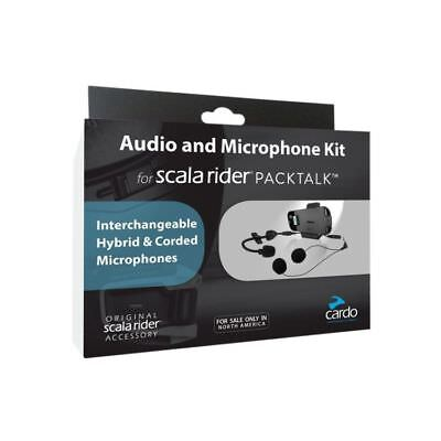 Cardo Systems Scala Rider Packtalk Audio/Mic Kit