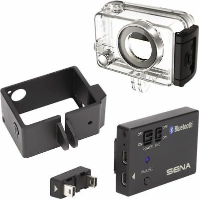 Sena Bluetooth Audio Pack And Waterproof Housing For GoPro Camera