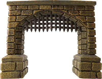 D&D Mini PORTCULLIS (Dressing) Pathfinder MOD Dungeons & Dragons Miniature