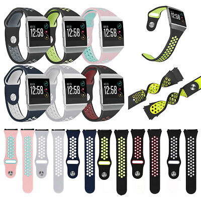 Silicone Sport Bracelet Replacement Watch Strap Band Watchband For Fitbit Ionic
