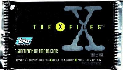 1995 Topps X Files Season 1 Trading Card Pack