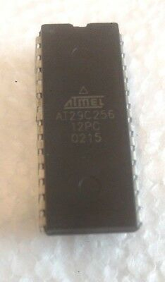 Atmel  At29C256-12Pc Integrated Circuit 28 Dip  ( Pack Of1) Ic. Chip New