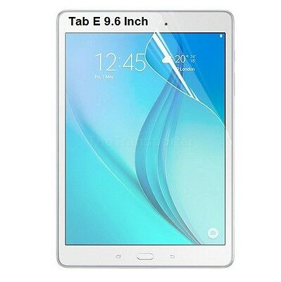 3 x CLEAR Screen Protector Covers for Samsung Galaxy Tab E 9.6 Inch SM-T560