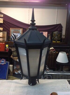 Vintage Old Street Light Working Order Huge Awesome Individually Sold